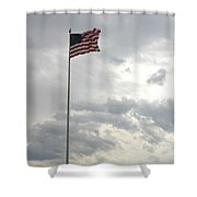 Lady Liberty 03 Shower Curtain