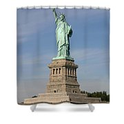 Lady Liberty 04 Shower Curtain