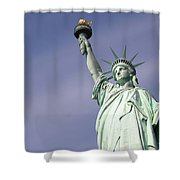 Lady Liberty 08 Shower Curtain