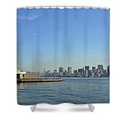 Lady Liberty 09 Shower Curtain