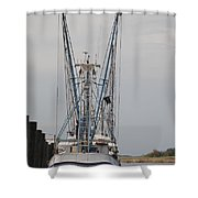 Lady Louise Shower Curtain