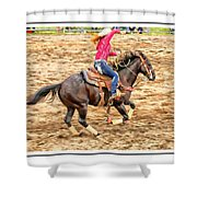 Lady Roping Shower Curtain