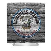 Lagunitas Brewing Shower Curtain