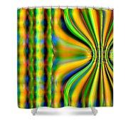 Lahi Shower Curtain