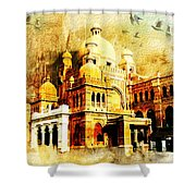 Lahore Museum Shower Curtain