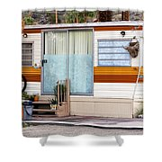 Laid Back Lifestyle Shower Curtain