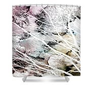 Laid Bare Shower Curtain