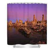 Lake 11 Shower Curtain