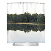 Lake Considine Shower Curtain