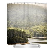 Lake Forest Shower Curtain