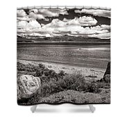 Lake Granby Shower Curtain