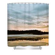 Lake Hamilton Shower Curtain