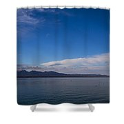 Lake Havasu Shower Curtain