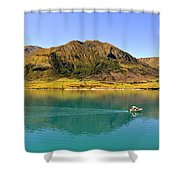 Lake Hawea Shower Curtain