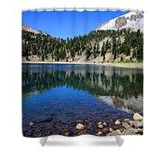 Lake Helen Shower Curtain