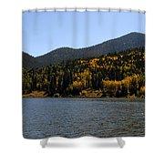 Lake Isabel Shower Curtain