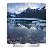Lake Louise #3 Shower Curtain