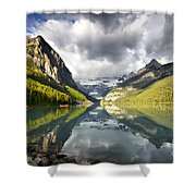 Lake Louise Banff National Park Shower Curtain