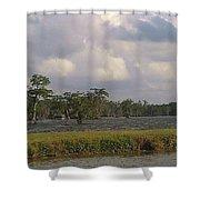 Lake Martin Shower Curtain