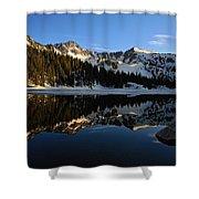Lake Mary Brighton Utah Shower Curtain