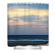 Lake Michigan Shower Curtain
