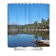 Lake Of The Woods 1 Shower Curtain
