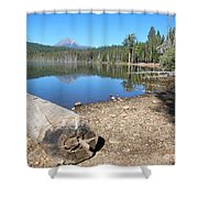Lake Of The Woods 6 Shower Curtain
