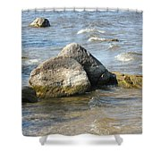 Lake Of The Woods Shower Curtain