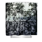 Lake Of Two Mountains, Senneville Shower Curtain