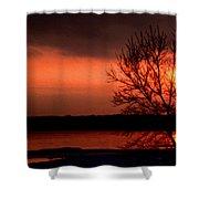 Lake Ontario Shower Curtain