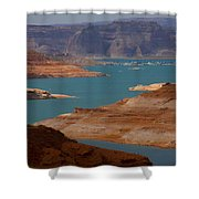 Lake Powell Shower Curtain