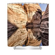 Lake Powell - Page Az Shower Curtain