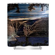Lake Powell Utah Shower Curtain