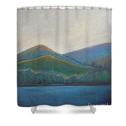 Lake Shore  Shower Curtain