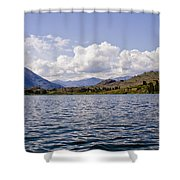 Lake View Shower Curtain