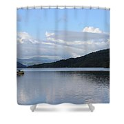 Lake Windermere Shower Curtain