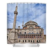 laleli Mosque 02 Shower Curtain