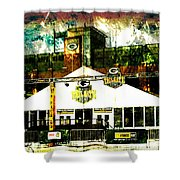 Lambeau Field - Tundra Tailgate Zone Shower Curtain