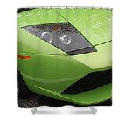 Lambopass8709 Shower Curtain