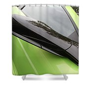 Lambopassmir8715 Shower Curtain