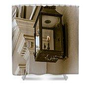 Lamp Unto My Feet Shower Curtain