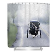 Lancaster County Pennsylvania Shower Curtain