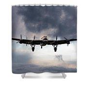 Lancaster Finals Shower Curtain