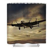 Lancaster Spirit Shower Curtain