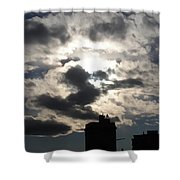 Lanciano-campanile Shower Curtain
