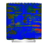 Land And Water 2 Shower Curtain