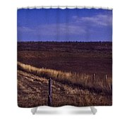 Land Escape Shower Curtain