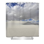 New Mexico Land Of Dreams 3 Shower Curtain