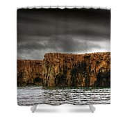 Land Of The Beginning Of Time... Shower Curtain