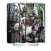 Land Of The Free  #2  Shower Curtain